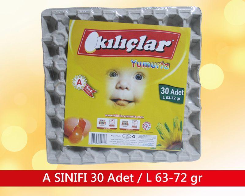 A SINIFI 30 ADET / 63-72 gr.