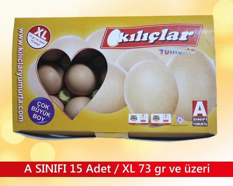 A SINIFI 15 ADET / XL 72 gr. ve üzeri