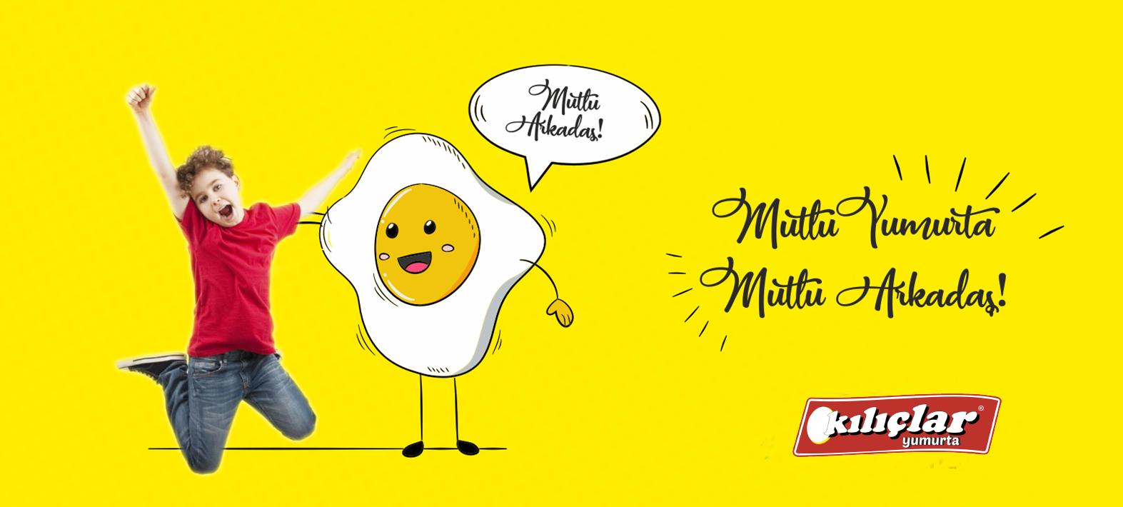 Mutlu Yumurta Mutlu Arkadaş
